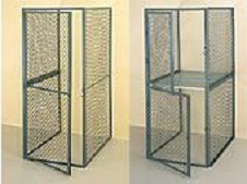 Wire - Storage Lockers