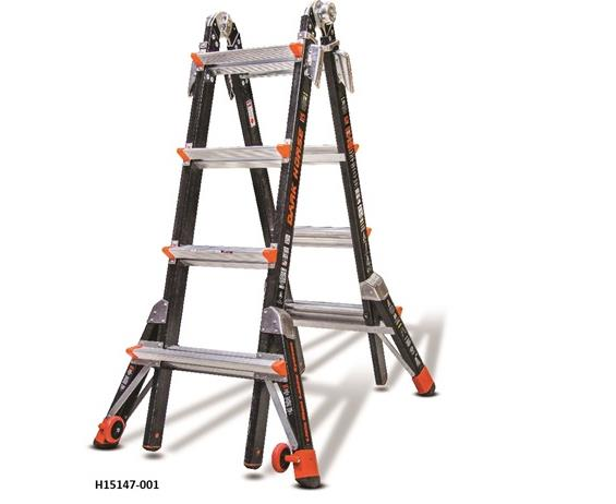 LITTLE GIANT®  DARK HORSE LADDER