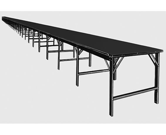 PHILLOCRAFT HEAVY DUTY PRODUCTION TABLE