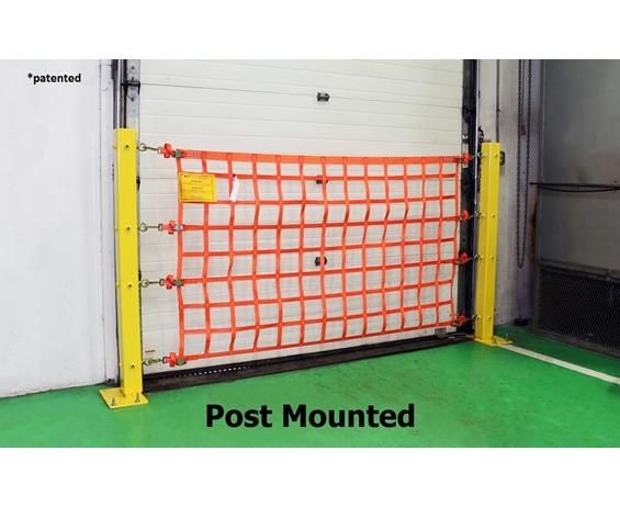 LOADING DOCK SAFETY NETS