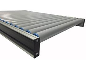 EXTRUDED ALUMINUM CONVEYORS