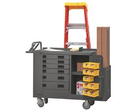 MOBILE FACILITY MAINTENANCE CART